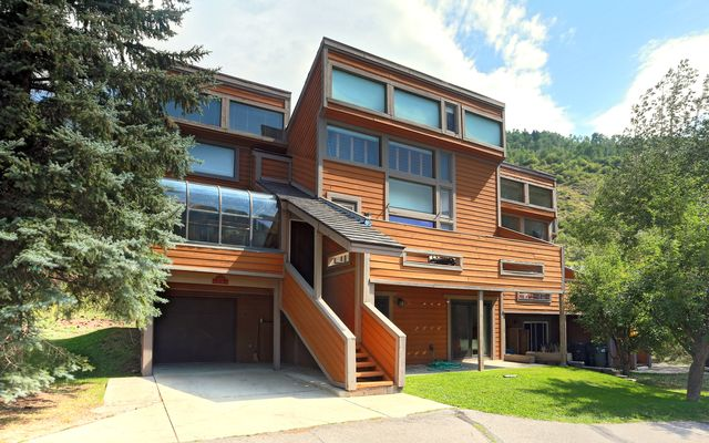 4595 Bighorn Road # B-W Vail, CO 81657