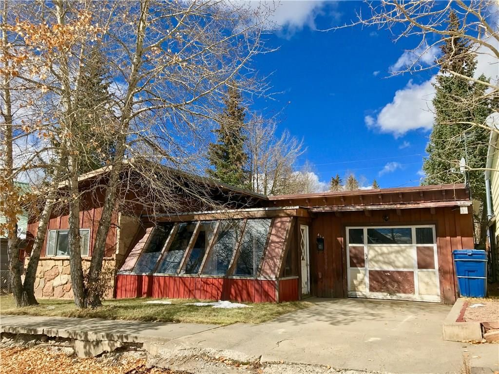 414 E 8th STREET LEADVILLE, Colorado 80461