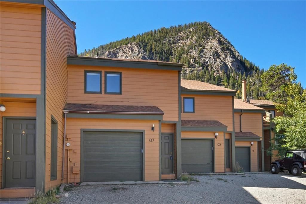 7 Granite STREET # 7 FRISCO, Colorado 80443