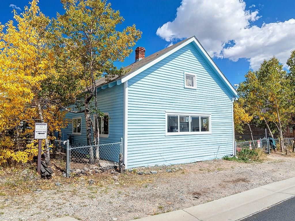 610 FRONT STREET FAIRPLAY, Colorado 80440