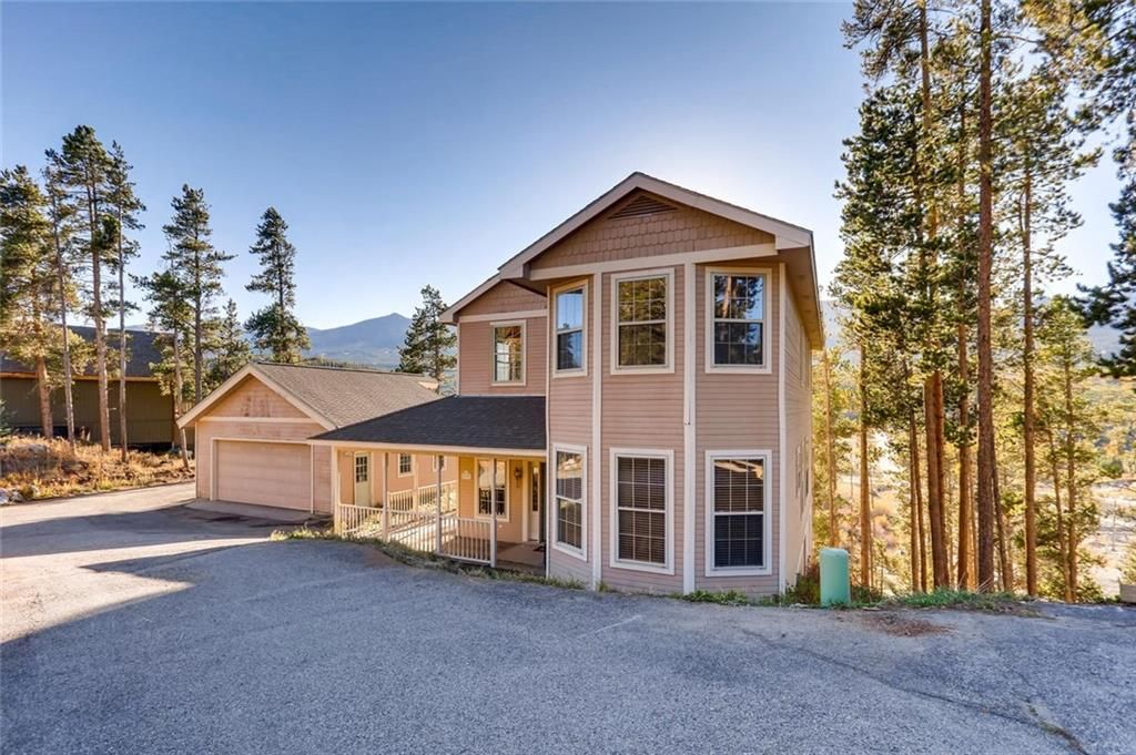 191 Fairview Blvd BOULEVARD BRECKENRIDGE, Colorado 80424