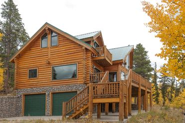 1114 PONDEROSA ROAD ALMA, Colorado 80440 - Image 1