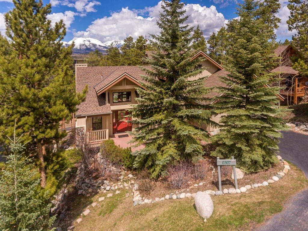307 Mountain Bluebell ROAD KEYSTONE, Colorado 80435
