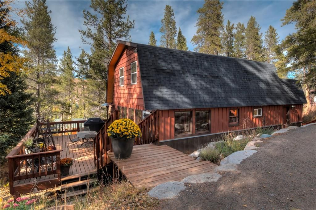 384 Blue Ridge ROAD BRECKENRIDGE, Colorado 80424