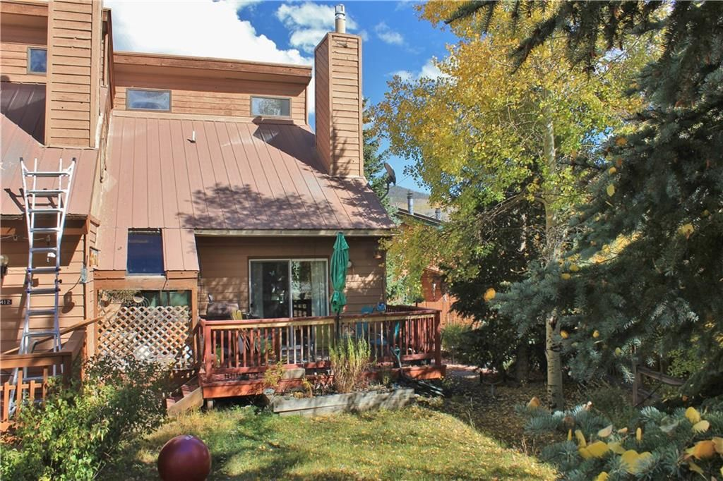 410 Bighorn CIRCLE # 410 SILVERTHORNE, Colorado 80498