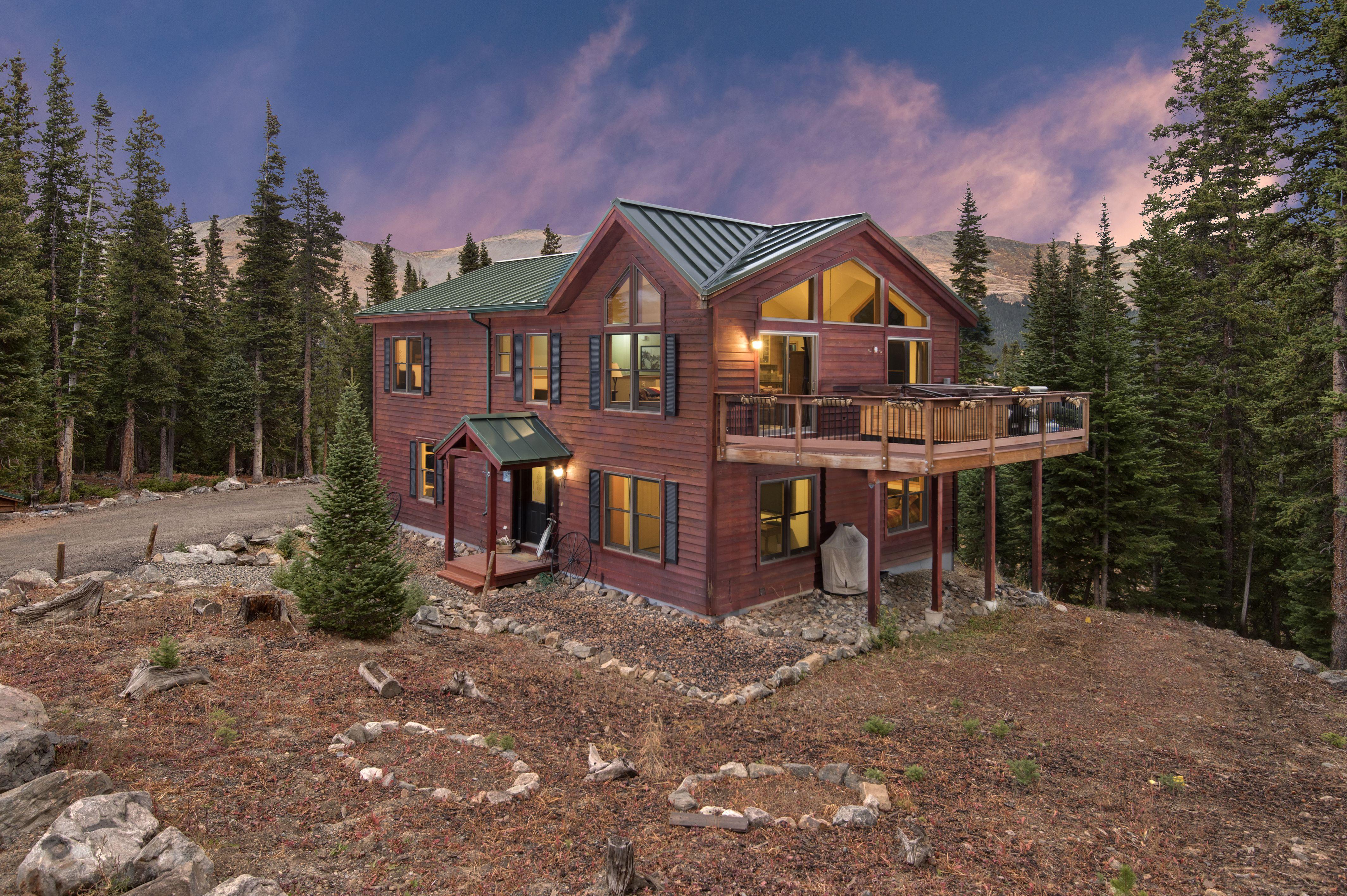 66 HAMILTON LANE BRECKENRIDGE, Colorado 80424