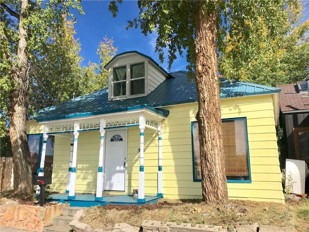 516 East 7th St LEADVILLE, Colorado 80461