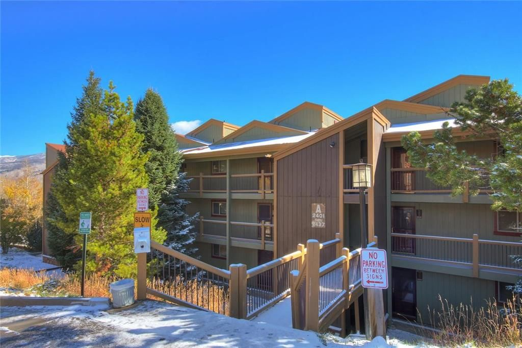 2422 Ryan Gulch COURT # 2422 SILVERTHORNE, Colorado 80498