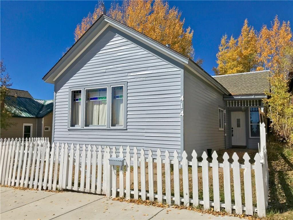414 West 4th Street LEADVILLE, Colorado 80461