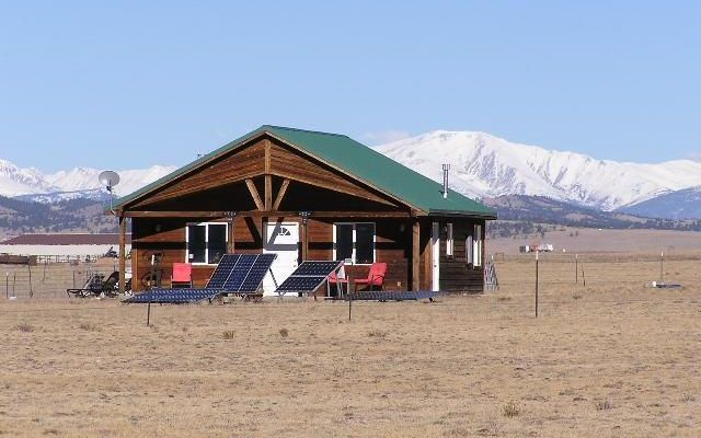 1507 MONTOYA LANE LAKE GEORGE, Colorado 80827