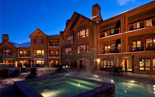 42 Snowflake DRIVE # 406 BRECKENRIDGE, Colorado 80424