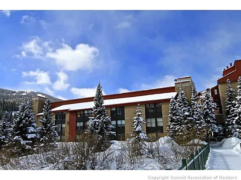 189 TEN MILE CIRCLE # 455 COPPER MOUNTAIN, Colorado 80443