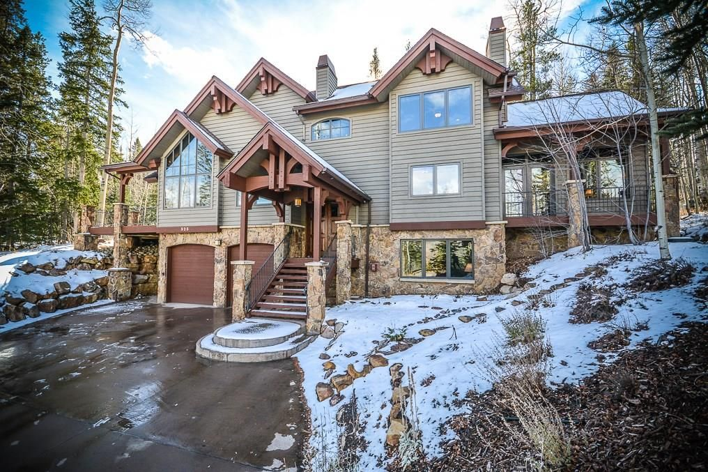 525 Two Cabins DRIVE SILVERTHORNE, Colorado 80498