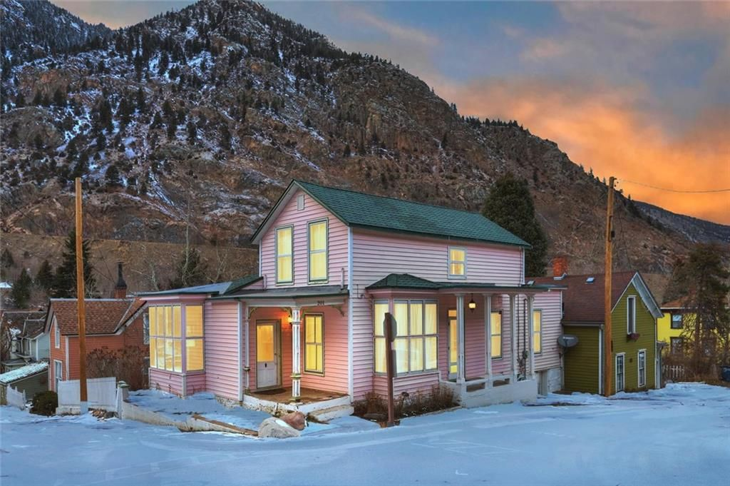 201 Rose STREET GEORGETOWN, Colorado 80444