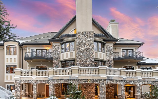 789 Holden Road Beaver Creek, CO 81620