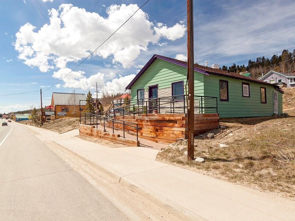 135 MAIN STREET ALMA, Colorado 80420