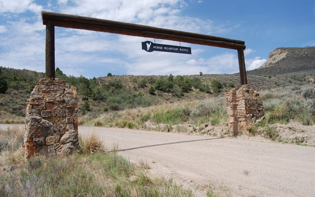 1 Horse Mountain Ranch Rd, WC 46 Wolcott, CO 81655