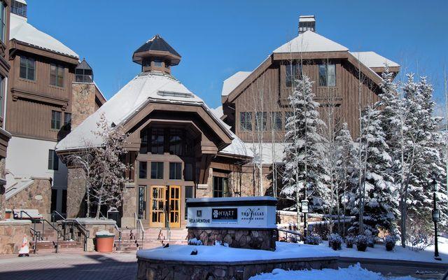 Hyatt Mountain Lodge # 431 Week 1 Photo 1