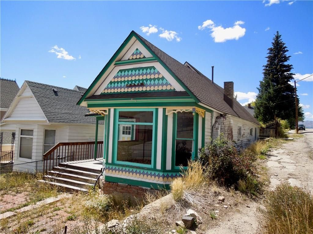 821 Harrison AVENUE # 0 LEADVILLE, Colorado 80461