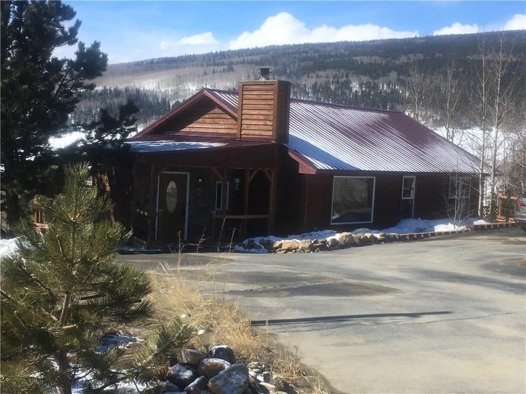 986 Sheep Ridge ROAD FAIRPLAY, Colorado 80440