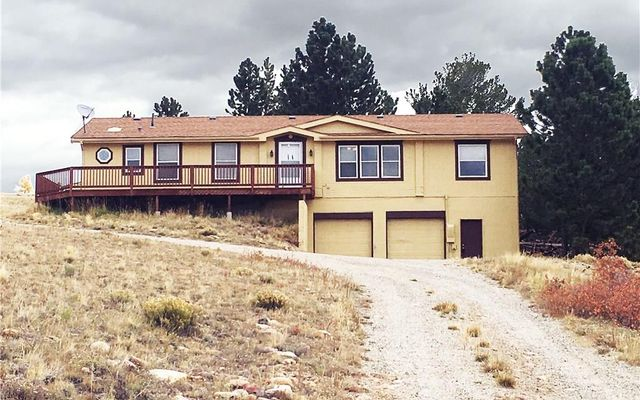 3352 High Creek ROAD FAIRPLAY, Colorado 80440