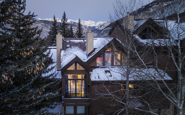 600 Vail Valley Drive Residence MV Vail, CO 81657