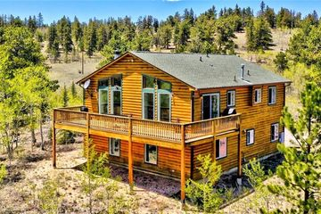 1213 Ute TRAIL COMO, Colorado 80432
