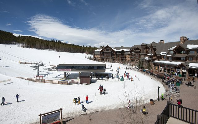 Crystal Peak Lodge Condos # 7403 - photo 1