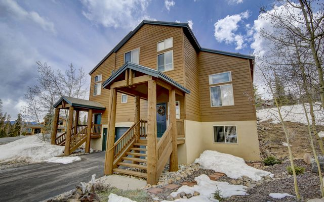 37 Lodgepole COURT # 37 SILVERTHORNE, Colorado 80498