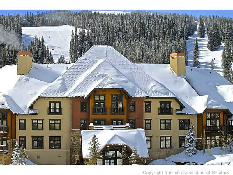 172 BEELER PLACE # 117 B COPPER MOUNTAIN, Colorado 80443