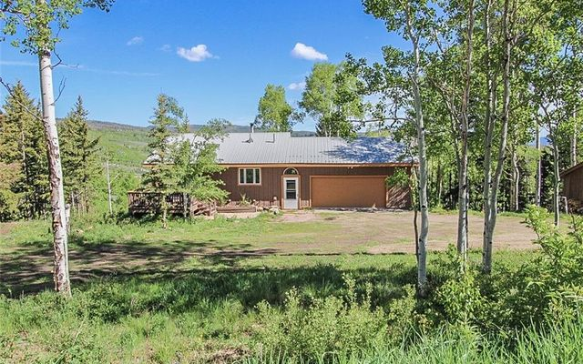 857 County Road 1933 KREMMLING, Colorado 80459