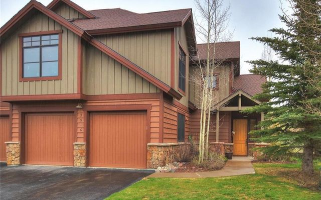 2916 Osprey LANE SILVERTHORNE, Colorado 80498