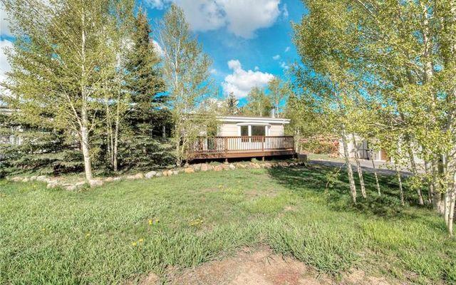 407 Lake View CIRCLE BRECKENRIDGE, Colorado 80424