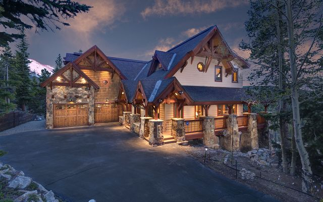 34 Washington Lode ROAD BRECKENRIDGE, Colorado 80424