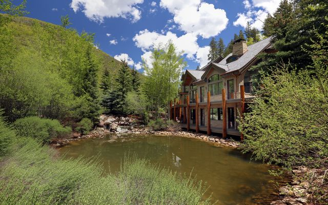 1730 Buffehr Creek Road Vail, CO 81657