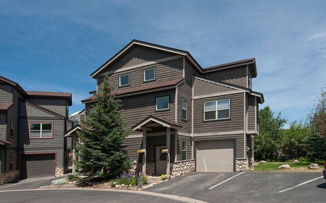 689B Meadow DRIVE # 689B FRISCO, Colorado 80443
