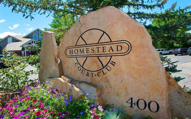 Homestead Meadow Condo # 41 - photo 20