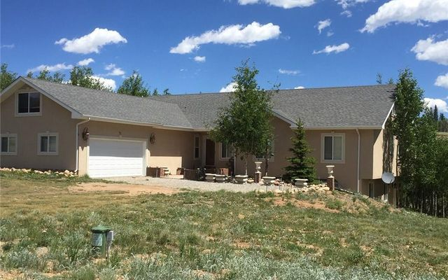 64 BOREAS CIRCLE JEFFERSON, Colorado 80456