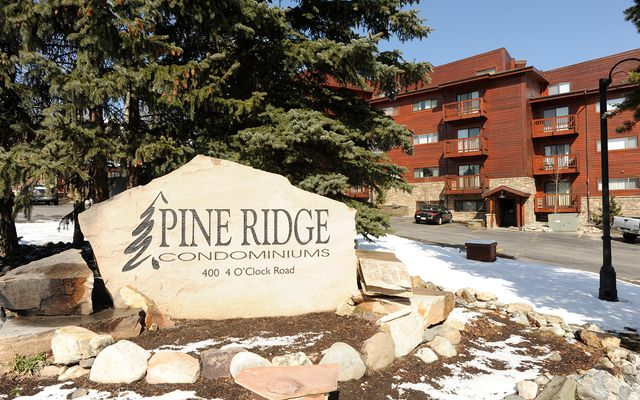 Pine Ridge Condo # 9a - photo 25
