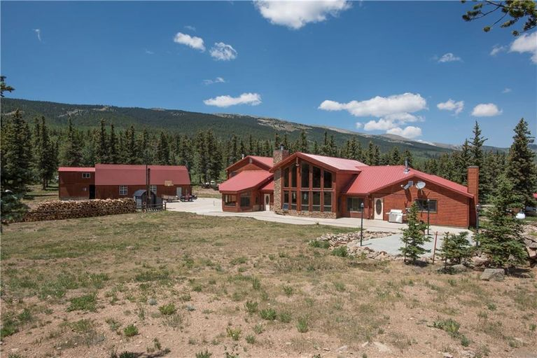 89 SHEEP CREEK TRAIL FAIRPLAY, Colorado 80440