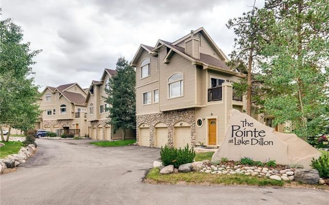 102 Morningstar CIRCLE # F FRISCO, Colorado 80443