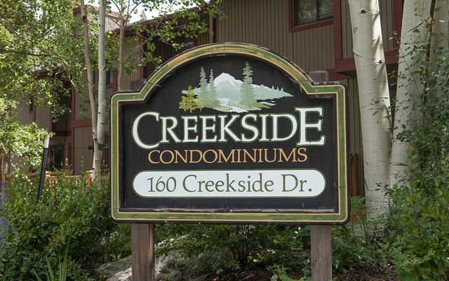 Creekside Condo # 20c - photo 22