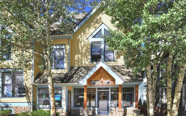 237 S Ridge STREET S # 5 BRECKENRIDGE, Colorado 80424