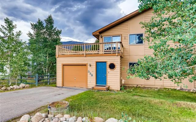 338 N Chipmunk CIRCLE N SILVERTHORNE, Colorado 80498