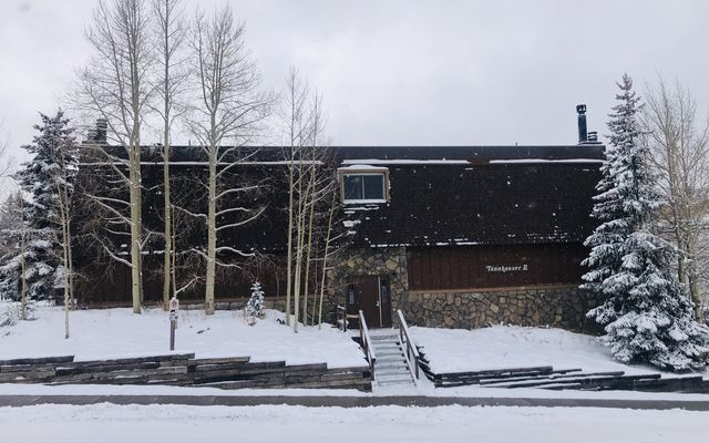 401 S Ridge STREET S # 5 BRECKENRIDGE, Colorado 80424