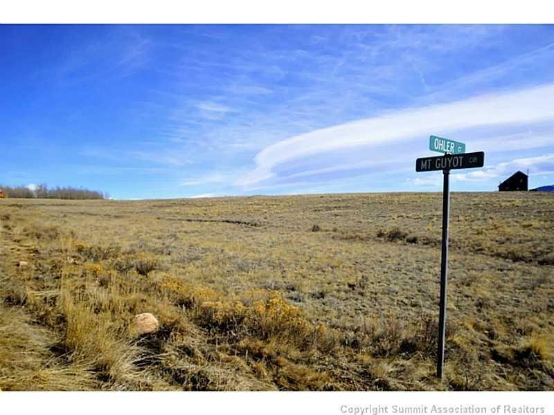0 Ohler COURT JEFFERSON, Colorado 80456