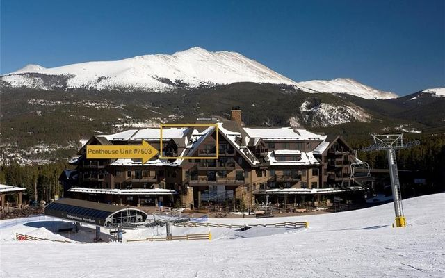 Crystal Peak Lodge Condos # 7503 - photo 34