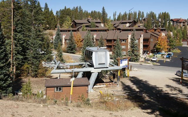 Bluesky Breckenridge Condo # 406 - photo 20