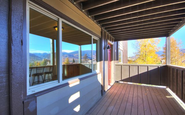 Deck Gore Range Condo # 103 - photo 22