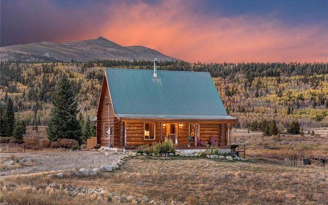315 KOOTCHIE KOOTCHIE ROAD ALMA, Colorado 80420